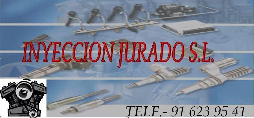 logotipo de INYECCION JURADO SL.